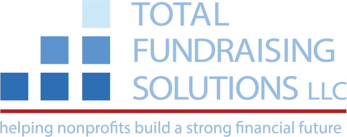 Total Fundraising Solutions Home Page